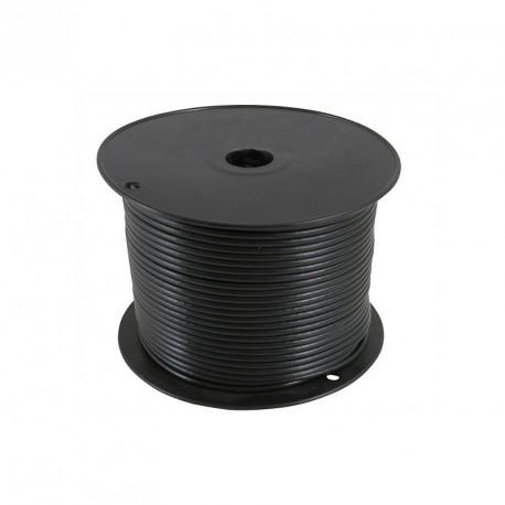 Koaxiálny kábel vonkajší 6,8 mm - cievka 100 metrov