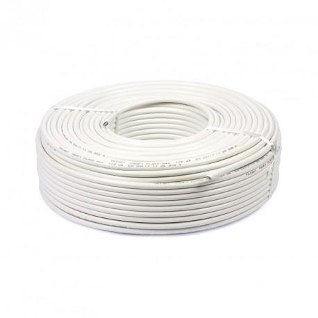Koaxiálny kábel CCS balenie - 100 metrov