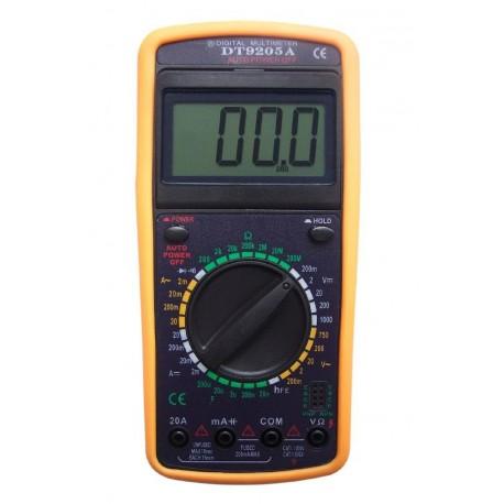 Digitálny multimeter TFY DT9205A