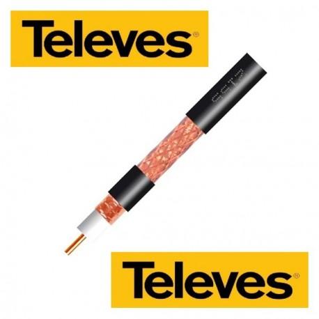 Vonkajší koaxiálny kábel TELEVES 6,8 mm