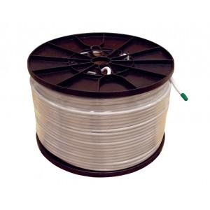 Koaxiálny kábel RG-6U / 48FA cievka 100 metrov
