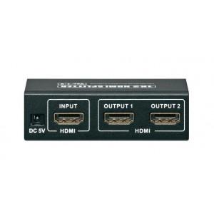HDMI rozbočovač aktívny MASTERCON HD-121
