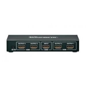 HDMI rozbočovač aktívny MASTERCON HD-142