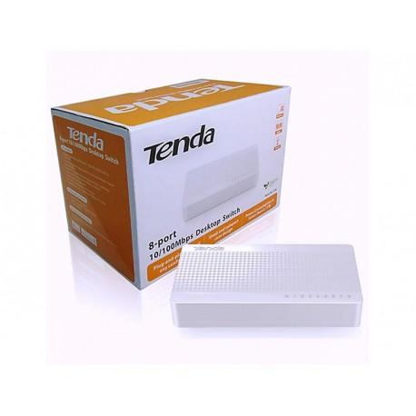 LAN switch 8 port TENDA S-108