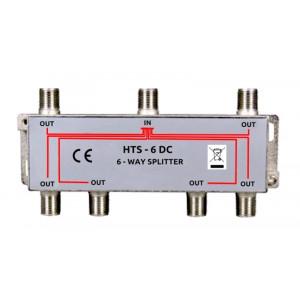 Anténny rozbočovač HTS-6 DC