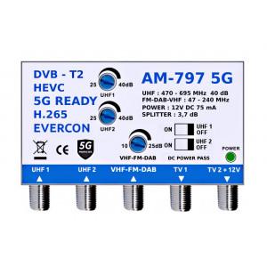 5G READY anténny zosilňovač AM-797 5G