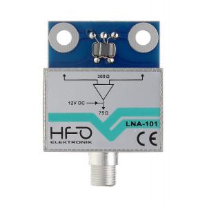 Anténny predzosilňovač 15 dB LNA 101