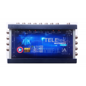Multiswitch 9/8 Teletek MS-908