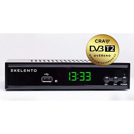 EXELENTO Flexi DVB-T2