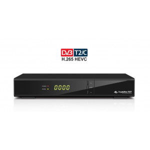 DVB-C set top box AB Cryptobox 702 T2 / C