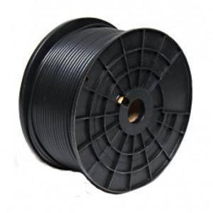 Cievka 100 metrov - vonkajšia CU koaxiálny kábel RG59 / 48 FA PE